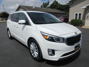 2018 KIA SEDONA EX Van - CC1565 - Image 1