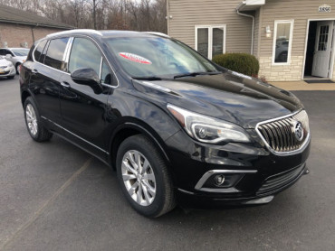 2017 BUICK ENVISION ESSENCE SUV - CC1576 - Image 1