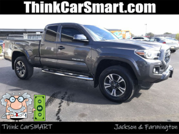 2019 TOYOTA TACOMA TDR SPORT ACCESS CAB Truck - CC1598 - Image 1