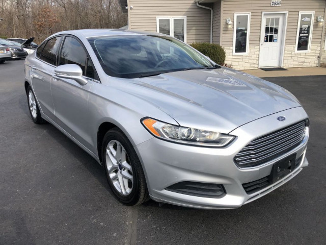 2014 FORD FUSION - Image 1