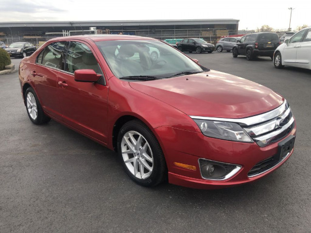 2012 FORD FUSION - Image 1