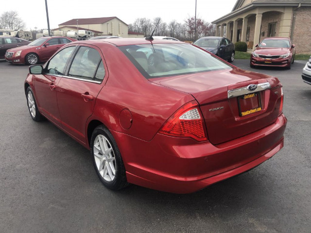2012 FORD FUSION - Image 6