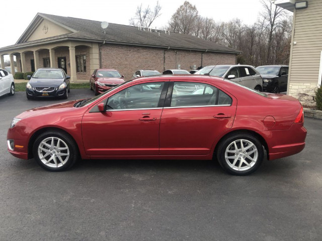 2012 FORD FUSION - Image 7