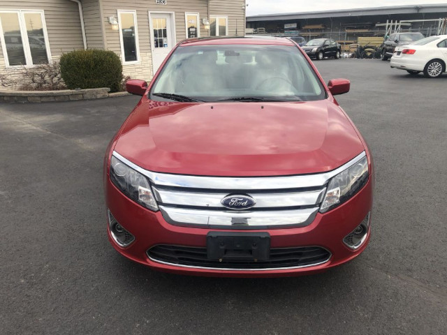2012 FORD FUSION - Image 9
