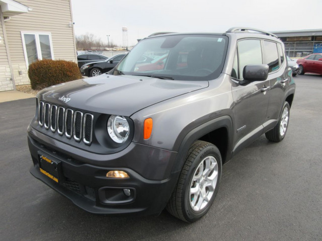 2017 JEEP RENEGADE - Image 9