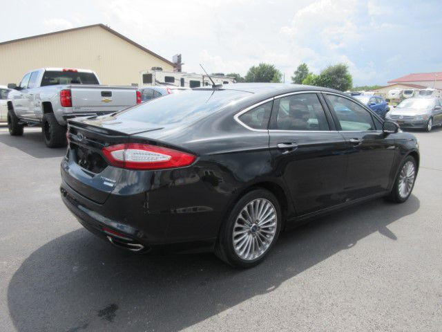 2014 FORD FUSION - Image 3