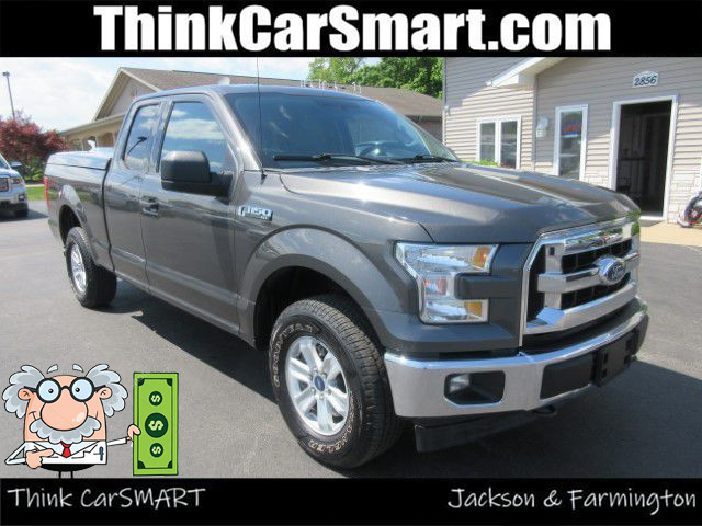 2017 FORD F150 - Image 1