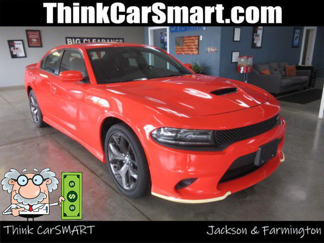 2019 DODGE CHARGER - Image 1