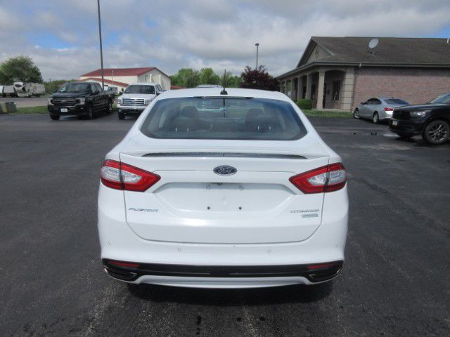 2016 FORD FUSION - Image 4