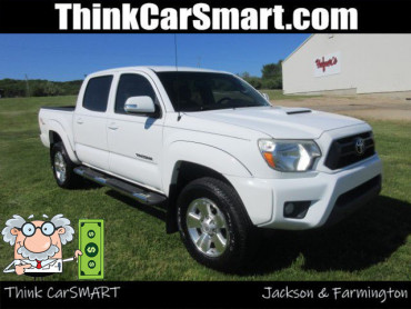 2012 TOYOTA TACOMA DOUBLE CAB PRERUNNER Truck - CC1783 - Image 1