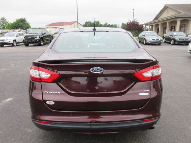 2013 FORD FUSION - Image 4