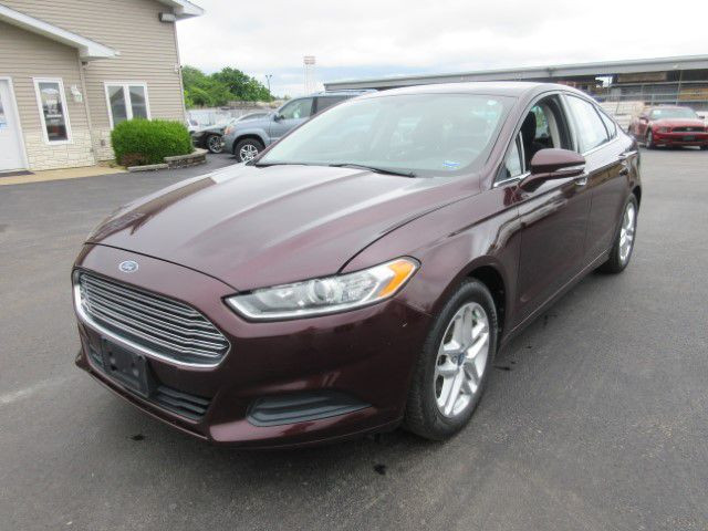 2013 FORD FUSION - Image 7
