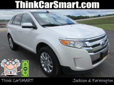2013 FORD EDGE LIMITED SUV - CC1820 - Image 1